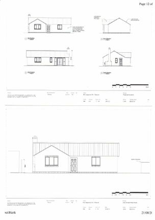 Plans of Draycot, Nettleton, North Lincolnshire LN7