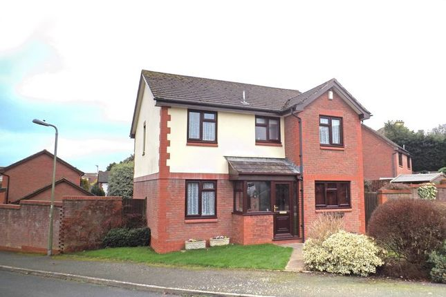 Thumbnail Detached house for sale in Foxglove Road, Seaton