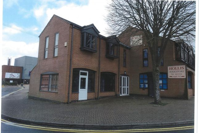 Thumbnail Retail premises for sale in 1 Market View, Sutton-In-Ashfield, Notts