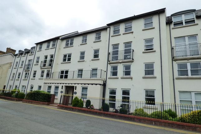 Thumbnail Flat for sale in Ty Rees, The Parade, Carmarthen