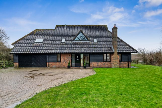 Thumbnail Detached house for sale in Herons Brook, Naccolt, Wye