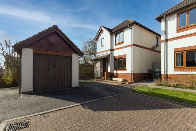 3 bed detached house for sale in The Gardens, Chudleigh, Newton Abbot TQ13
