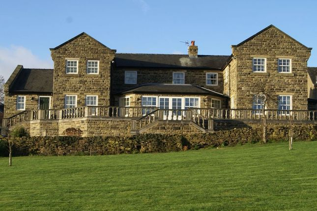 Thumbnail Detached house for sale in Main Road, Pentrich, Ripley, Derbyshire