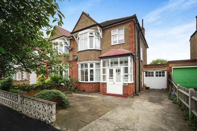 Thumbnail Semi-detached house for sale in Callander Road, London