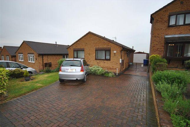 Thumbnail Detached bungalow to rent in Devon Park View, Brimington, Chesterfield