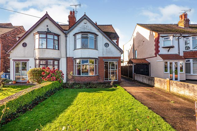 Thumbnail Semi-detached house for sale in Bellfield Avenue, Hull, East Yorkshire