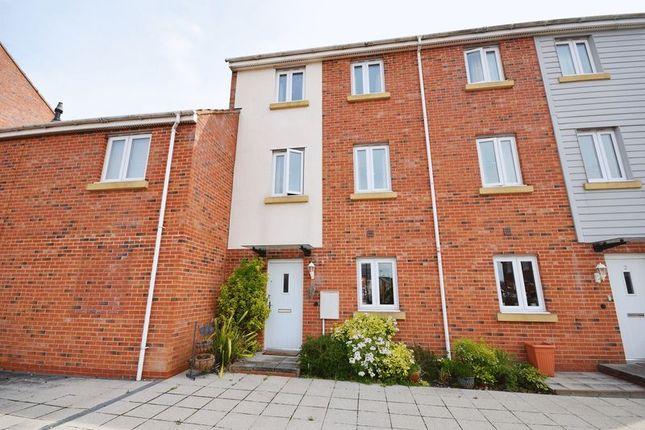 Thumbnail Semi-detached house for sale in Windlass Square, Hanley, Stoke-On-Trent