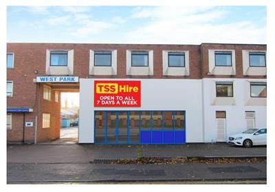 Retail premises to let in West Point Trade Park, B, Torrington Avenue, Coventry