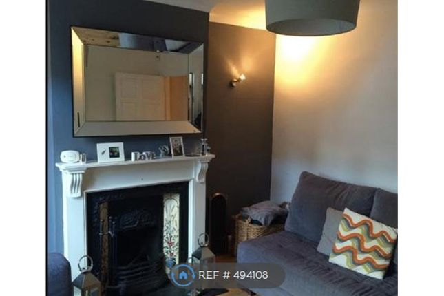 Thumbnail End terrace house to rent in Hawks Road, London
