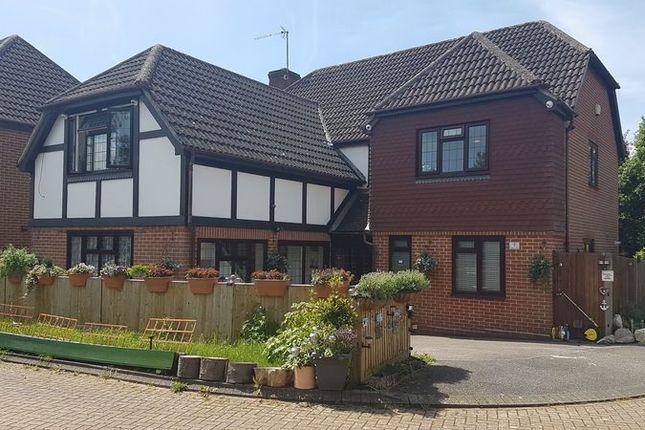 Thumbnail Detached house for sale in Weald Close, Locks Heath, Southampton