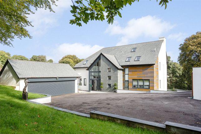 Thumbnail Detached house for sale in Plymbridge Road, Glenholt, Plymouth, Devon