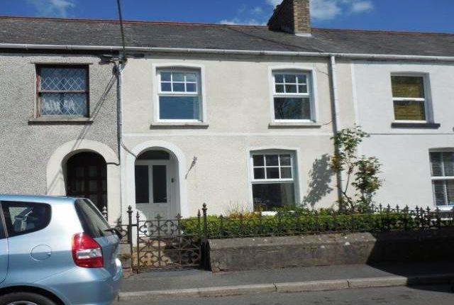 Thumbnail Property to rent in Park Street, Whitland