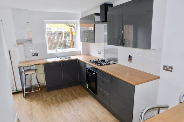 Thumbnail Terraced house to rent in Cliffordstreet_68, Leicester