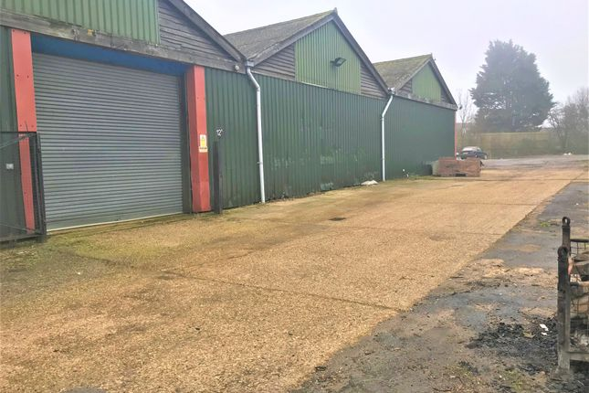 Thumbnail Industrial to let in Electric Sawmills, Wickham Road, Fareham