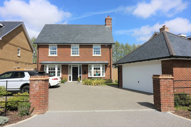 4 bed detached house to rent in St. Crispin Close, Worth, Deal CT14
