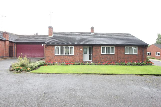 Thumbnail Detached bungalow for sale in Smithy Close, Barlestone, Nuneaton