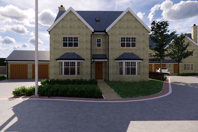5 bed detached house for sale in Carleton Road, Carleton, Pontefract WF8