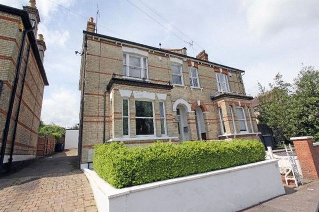 Thumbnail Semi-detached house to rent in Woodville Road, Hertfordshire