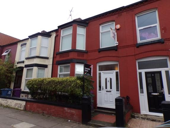 Thumbnail Terraced house for sale in Alderson Road, Liverpool, Merseyside