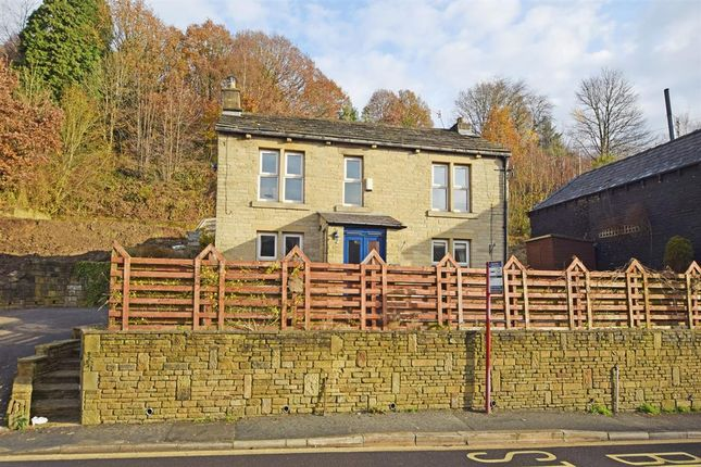 Thumbnail Detached house for sale in Burnley Road, Luddendenfoot
