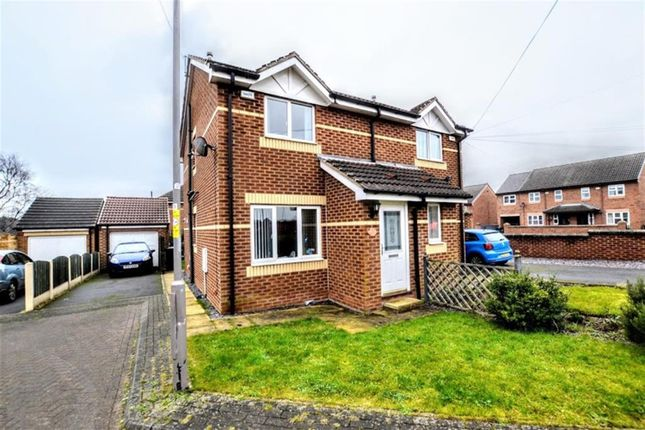 2 bed semi-detached house for sale in Newland Avenue, Cudworth, Barnsley