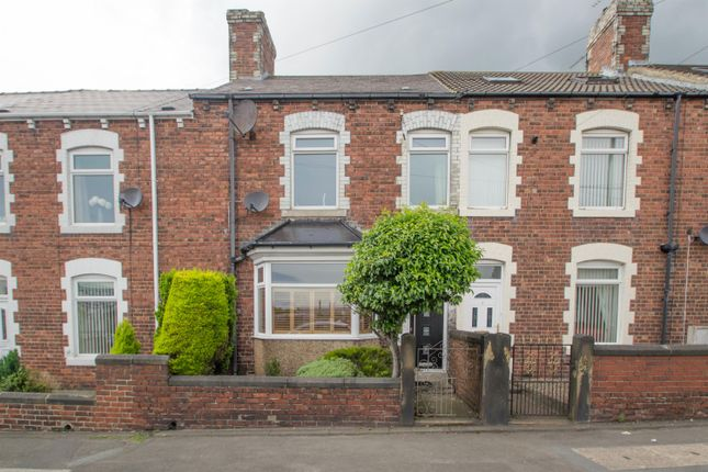 Thumbnail Terraced house for sale in South View, Annfield Plain, Stanley