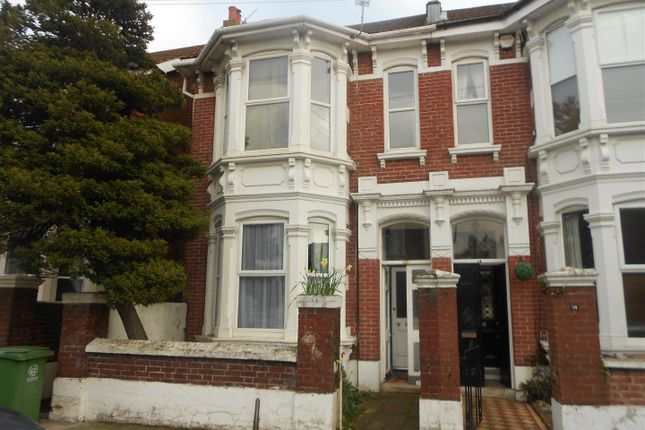 Thumbnail Property to rent in Taswell Road, Southsea