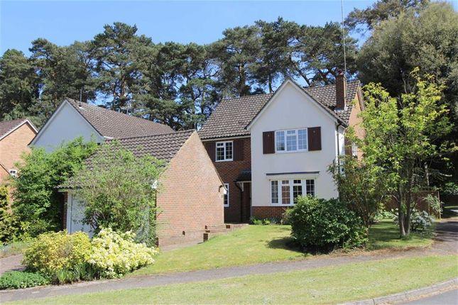 Thumbnail Detached house for sale in The Heath, Heath And Reach, Leighton Buzzard