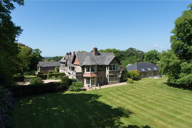 Thumbnail Detached house for sale in New Forest, Bransgore, Christchurch, Hampshire