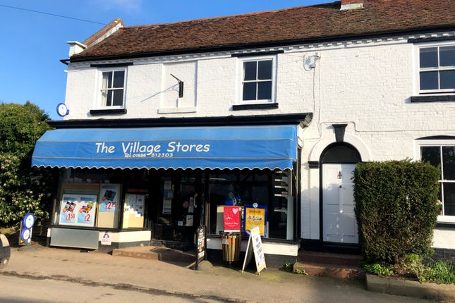 Retail premises for sale in Clifton-On-Teme, Worcestershire