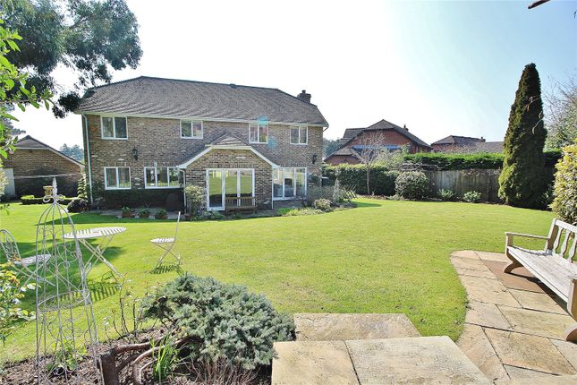 Rear Of Property of Cherry Gardens, High Salvington, Worthing, West Sussex BN13