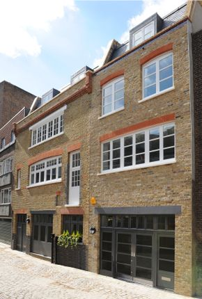 Thumbnail Office to let in Beaumont Mews, Marylebone