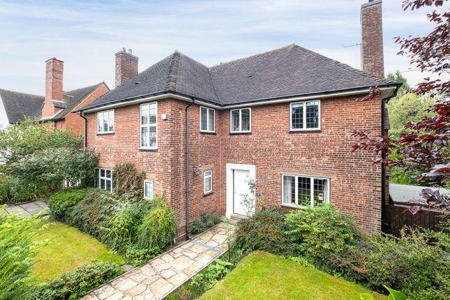 Thumbnail Detached house for sale in Selwyn Road, Edgbaston, Birmingham