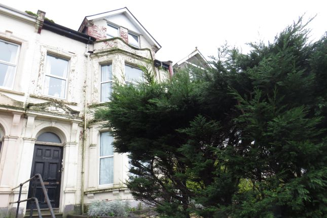 Studio to rent in Alma Road, Plymouth PL3