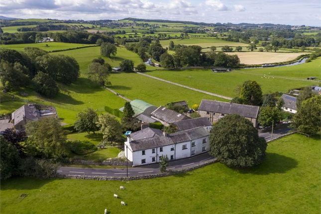 Thumbnail Detached house for sale in Mansergh Farmhouse & Cottages, Borwick, Carnforth, Lancashire