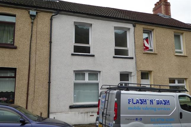 Thumbnail Terraced house to rent in Coed Y Brain Road, Llanbradach, Caerphilly
