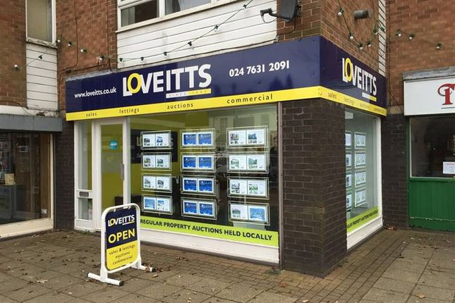 Thumbnail Retail premises to let in Leicester Street, Bulkington, Bedworth