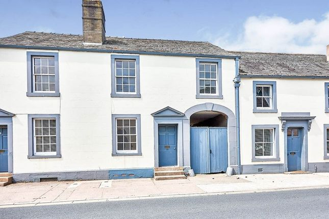 Thumbnail Terraced house to rent in High Street, Wigton