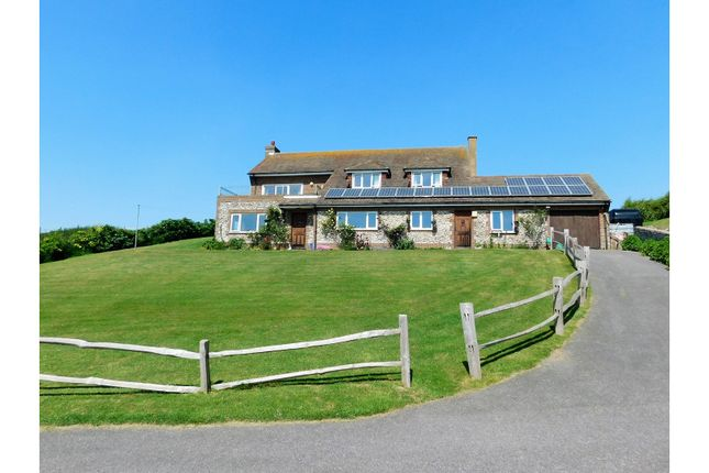 Thumbnail Detached house for sale in Seaford Road, Newhaven