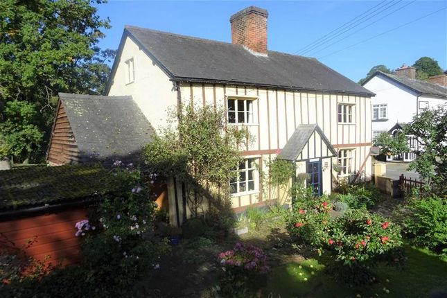 Thumbnail Detached house for sale in The Square, Bettws Cedewain, Newtown, Powys