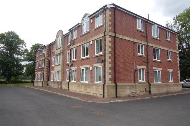 Thumbnail Flat to rent in Bebside Road, Blyth