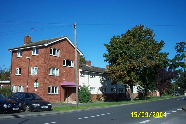 Thumbnail Flat to rent in Virginia Close, Tewkesbury