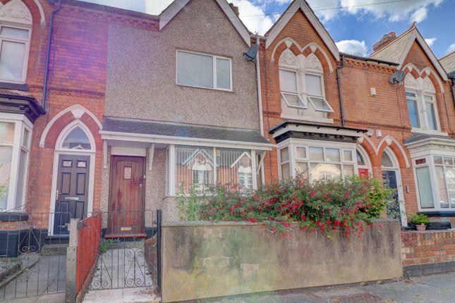 Thumbnail Terraced house for sale in Edwards Road, Erdington, Birmingham
