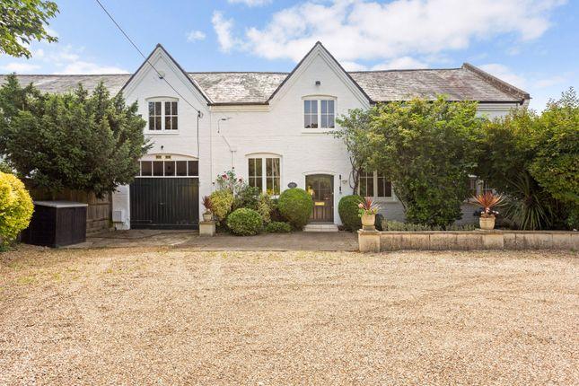 Thumbnail Semi-detached house for sale in Amerden Lane, Taplow, Maidenhead, Berkshire