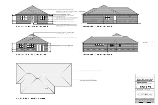 Thumbnail Bungalow for sale in West View Avenue, Glen Parva, Leicester
