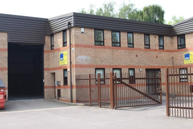 Thumbnail Industrial to let in Industrial Premises With Yard, Poole