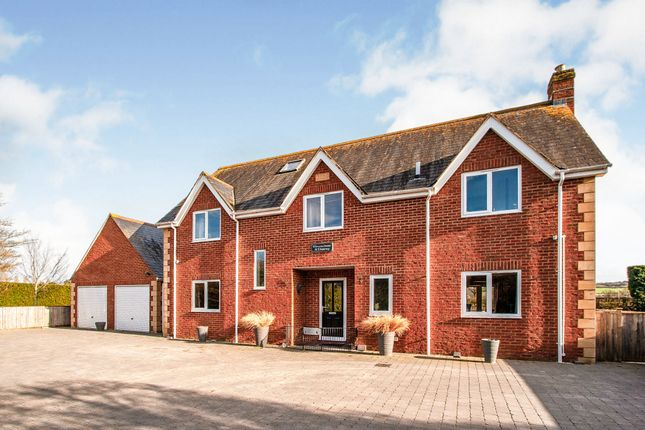 Thumbnail Detached house for sale in Wisteria House, Dauntsey, Chippenham
