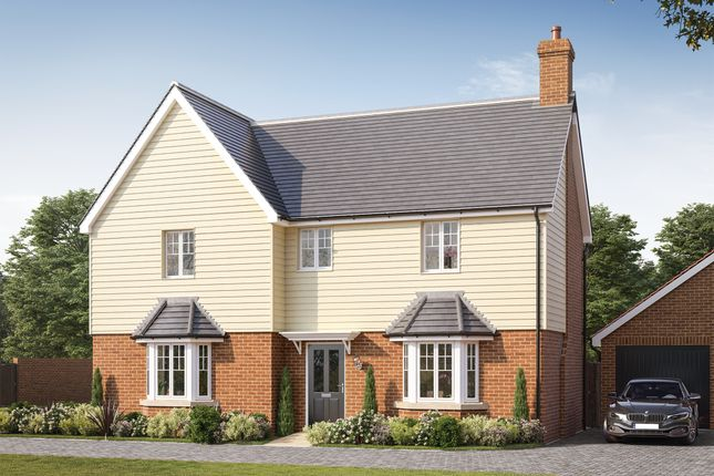 Thumbnail Flat for sale in Hall Road, Rochford