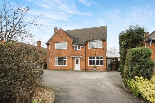 Thumbnail Detached house for sale in Brimington Road, Tapton, Chesterfield