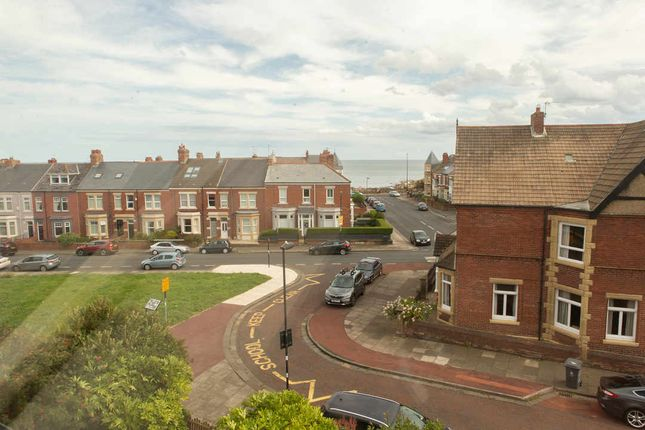 Thumbnail Terraced house for sale in Grafton Road, Whitley Bay